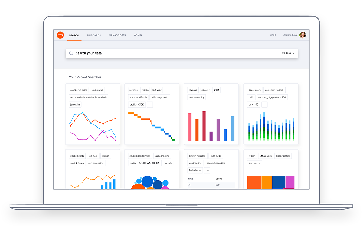 ThoughtSpot - Search-Driven Analytics