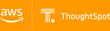 AWS & ThoughtSpot logo