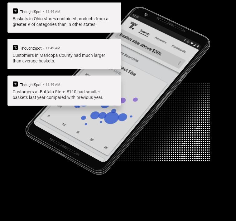 SpotIQ - AI-Driven Analytics for Humans   ThoughtSpot