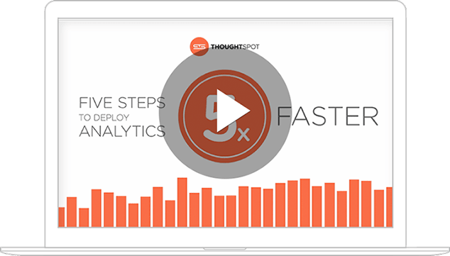 ThoughtSpot 5X Faster Analytics