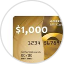American Express - $1000