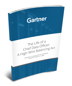 Gartner Report - he Life of a Chief Data Officer: A High-Wire Balancing Act