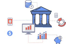 Suchgesteuerte Analytik für Banking