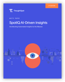 SpotIQ AI-Driven Analytics
