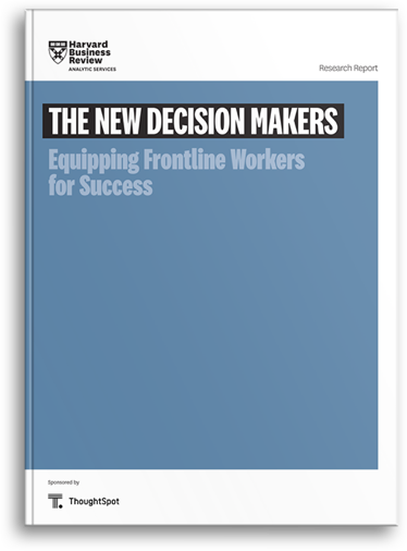 HBR Report - The New Decision Makers