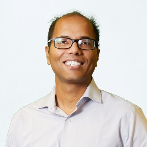 Abhishek Rai portrait