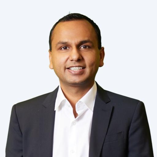 Puneet Mittal portrait