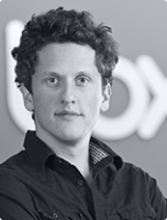 Aaron Levie portrait