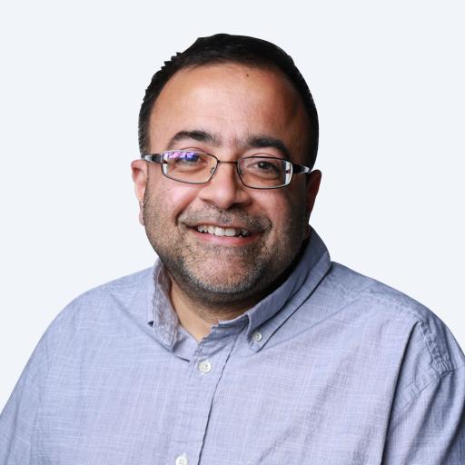 Kaushik Patel portrait