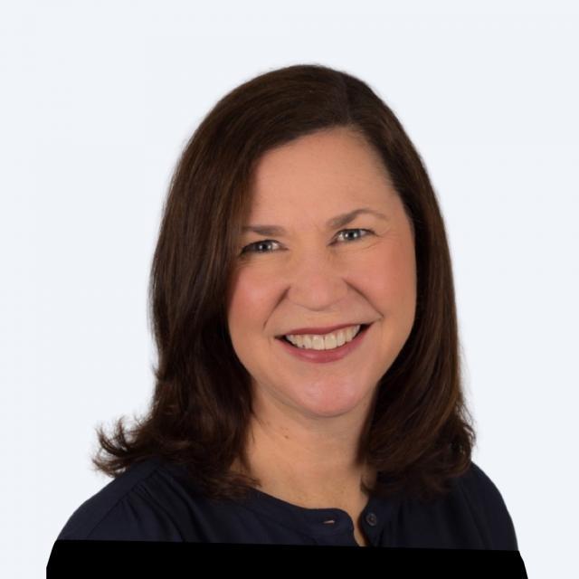 Pam Holmberg portrait