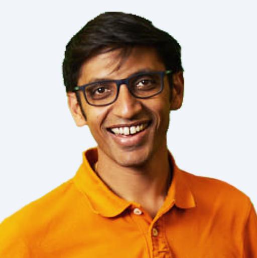 Puneet Agarwal portrait